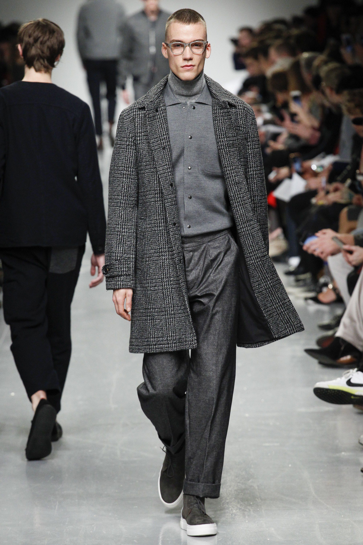 Oliver Spencer - Fall 2017 Menswear