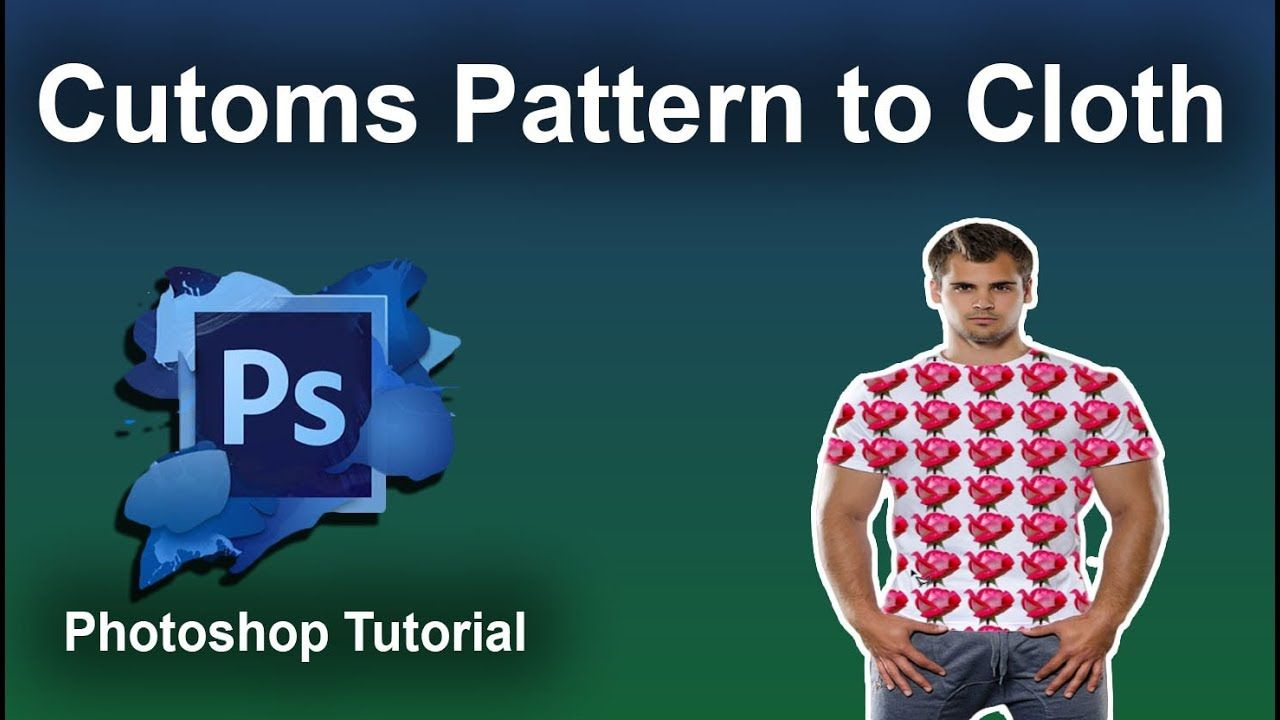 How to Add Custom Patterns to Clothing in Adobe