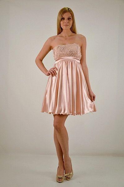 9e24fd9b17e3 Φόρεμα κοντό