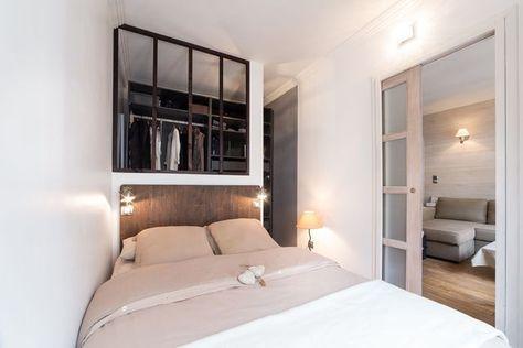 Am nagement dressing chambre nos infos pour bien l 39 agencer dressing dressing chambre - Agencer une chambre ...