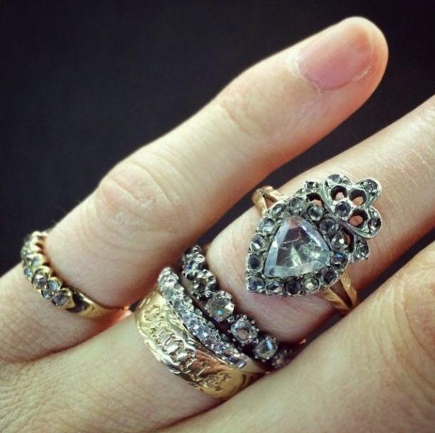 ZEIG MIR DEINE RINGE! LXX | Ringe
