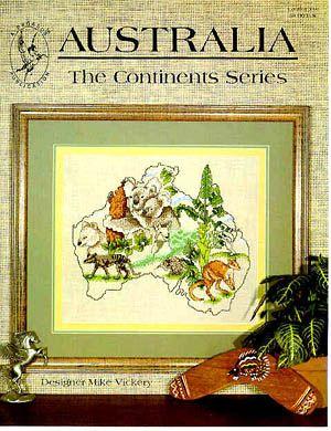 Continents: Australia