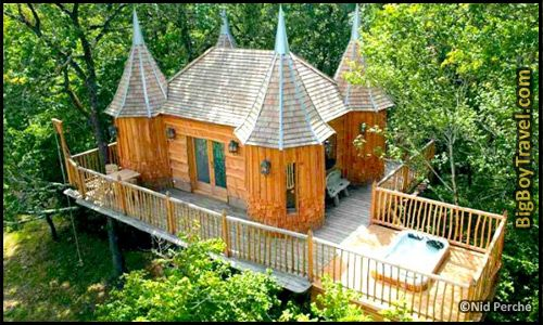 Best treehouse hotels in the world top 10 chateaux dans les arbres best treehouse hotels in the world top 10 chateaux dans les arbres france sisterspd