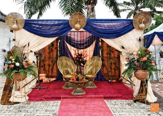 A beautiful traditional decoration for the happy couple to sit a beautiful traditional decoration for the happy couple to sit tradition junglespirit Gallery