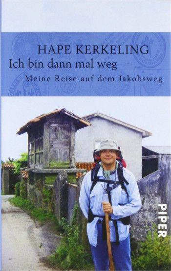 Foto vom Buch Cover Ich bin dann mal Weg vom Autor Hape Kerkeling Kategorie Reisen