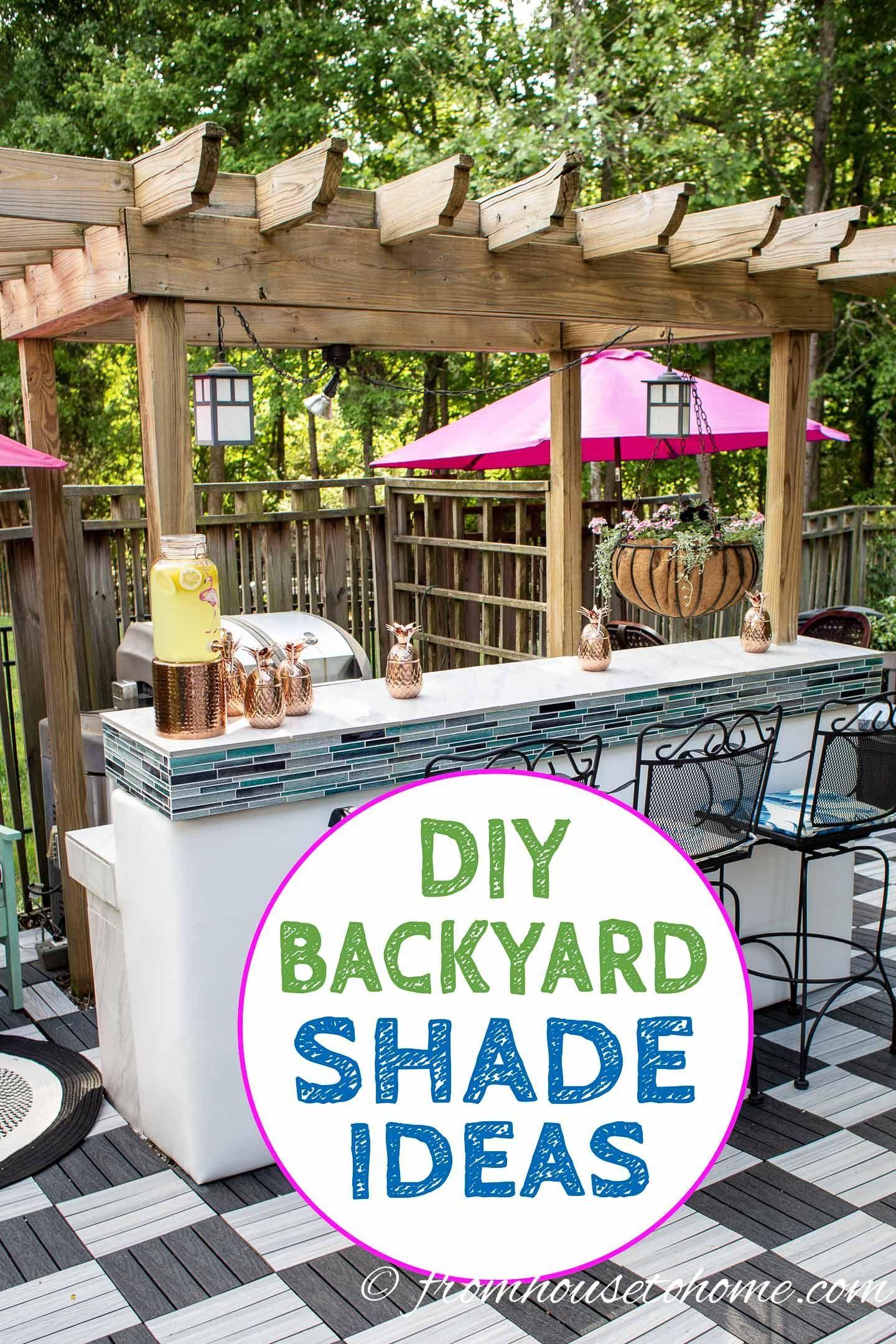 Backyard Shade Ideas: 9 Shade Solutions For Decks That ...