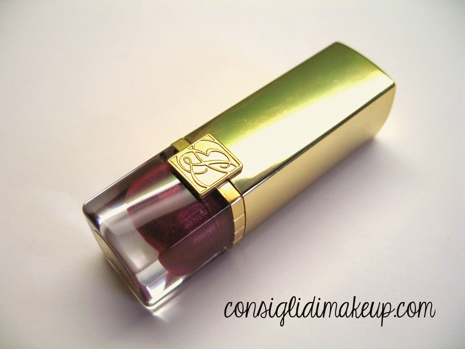 Consigli di Makeup: Review: Estée Lauder - Rossetto Pure Color Vivid S...