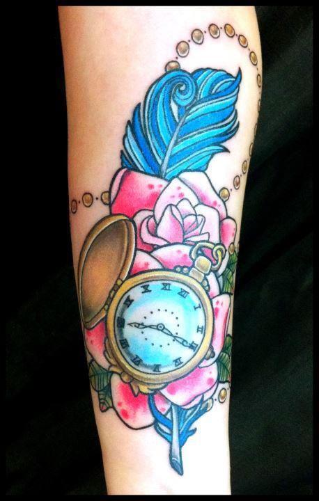Tattoo by Katze done @ Bläckfisk Tattoo Co. BERLIN