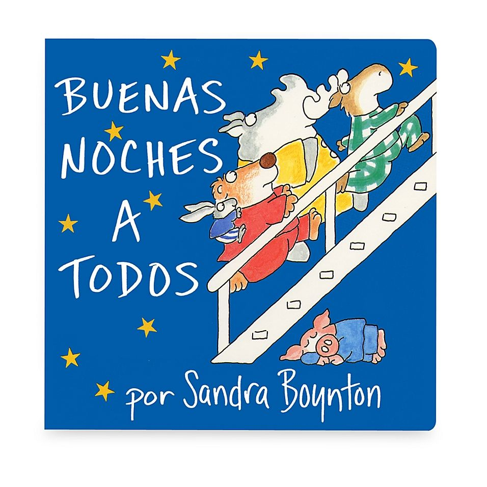 Buenas Noches a Todos (Spanish Translation of Going to Bed