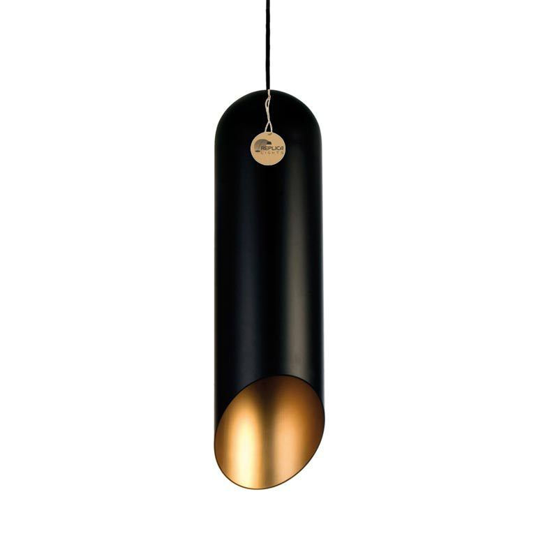 Replica tom dixon pipe pendant light black tom dixon pendant designer lighting stores perth replica lights replica tom dixon pipe black pendant lamp audiocablefo