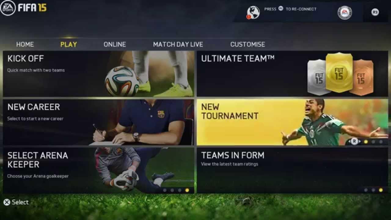 онлайн играть fifa 15