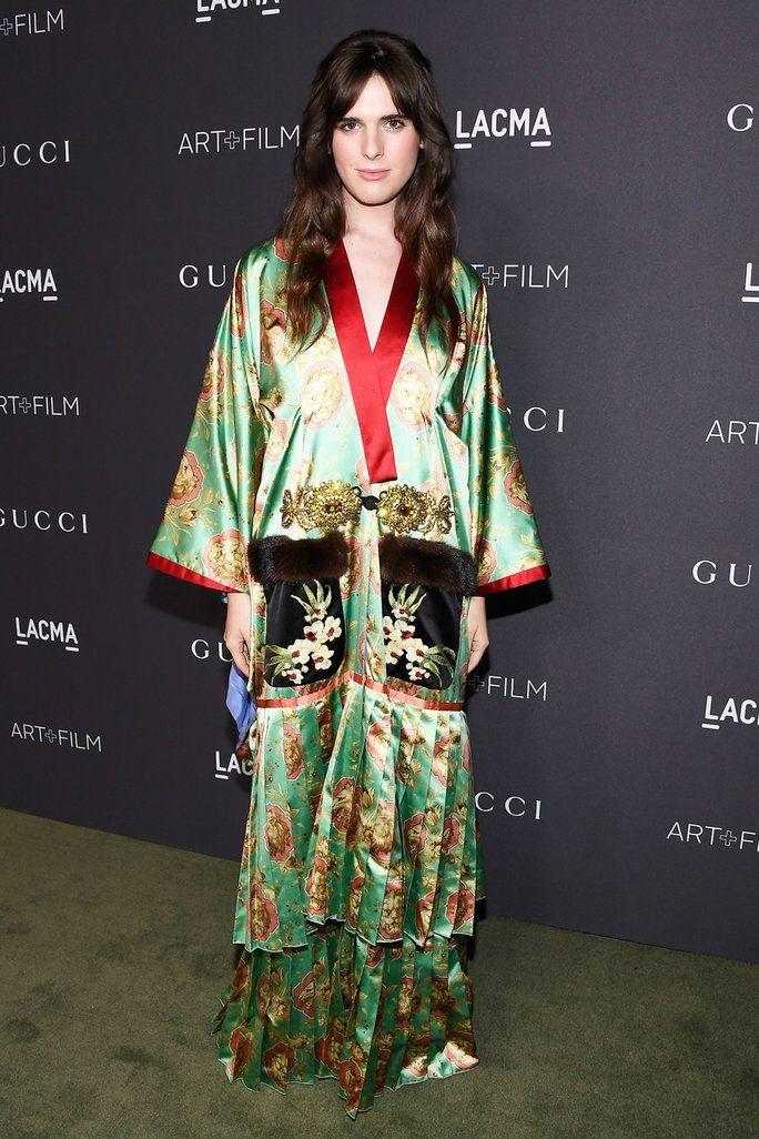 0107a43de55 A Secret Gucci Project Is in the Works for Dakota Johnson