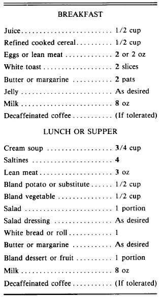 Sample Protein Diet Menu Musikfest  Here Are Your Options