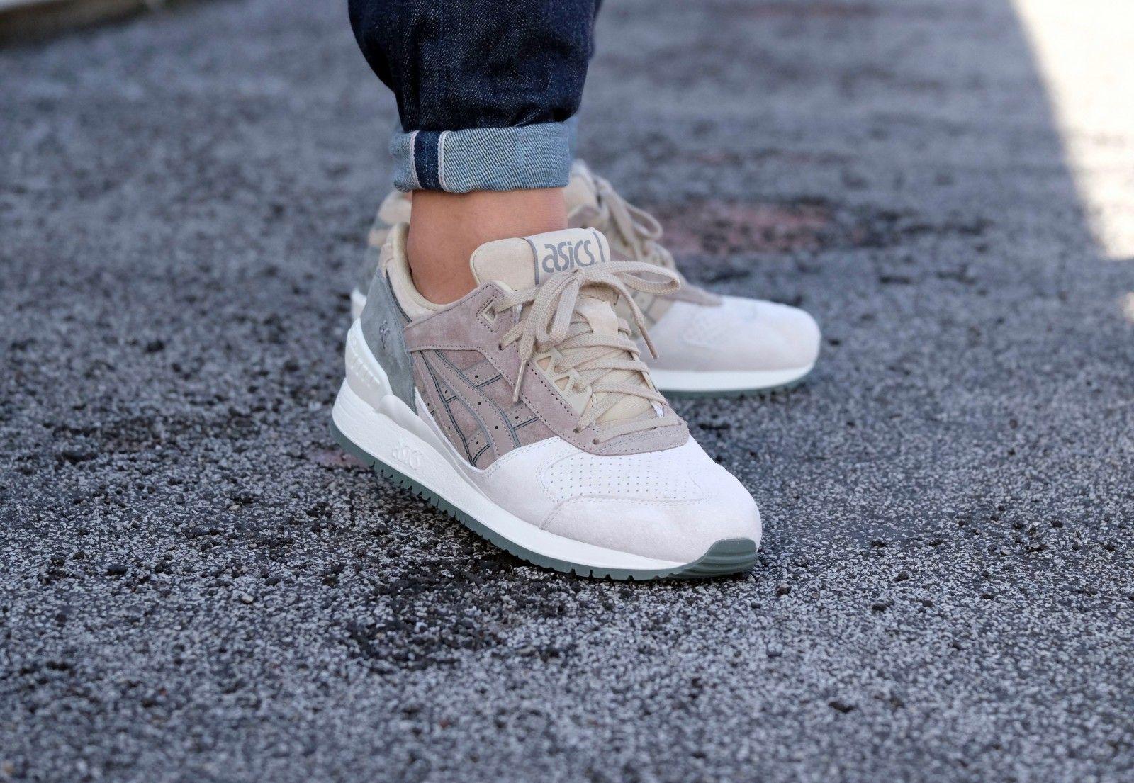 Asics Gel Respector Japanese Garden Pack Taupe Grey H720l 1212 Sneaker Taupe Schoenen