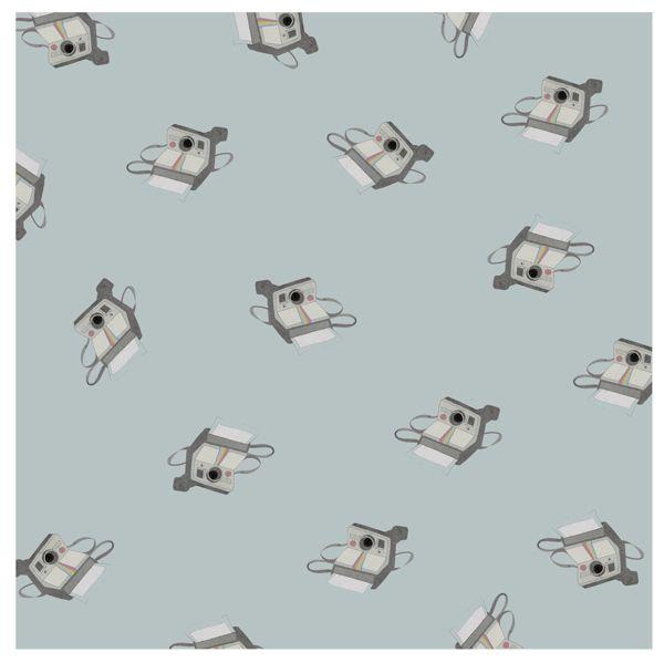 Patterns by Mercedes deBellard, via Behance