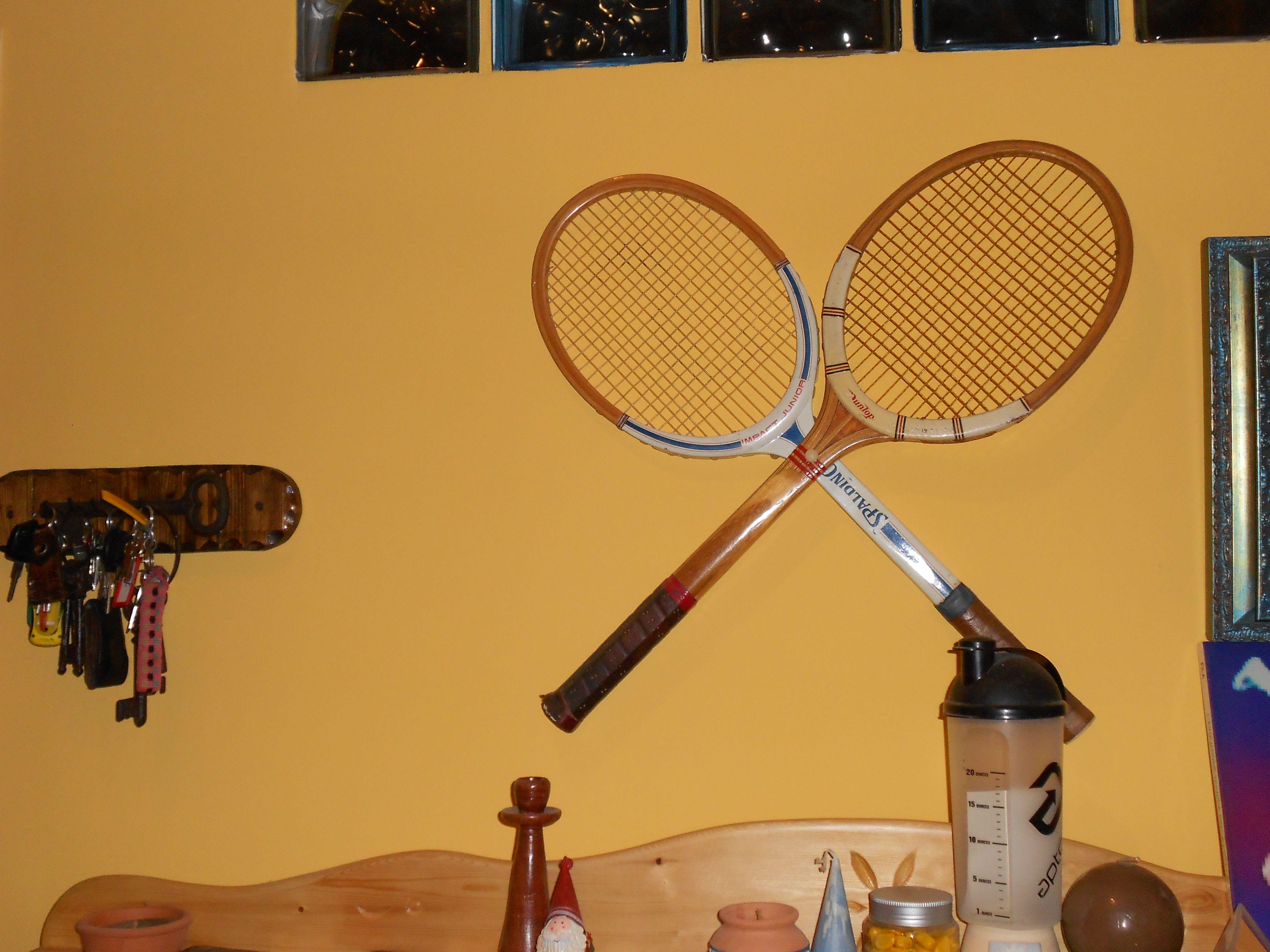 racchette d'arredo sport