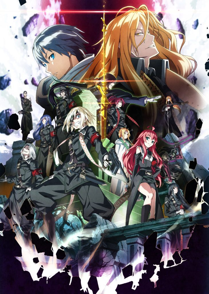 Funimation Reveals Dies Irae Dub Cast By Mike Ferreira