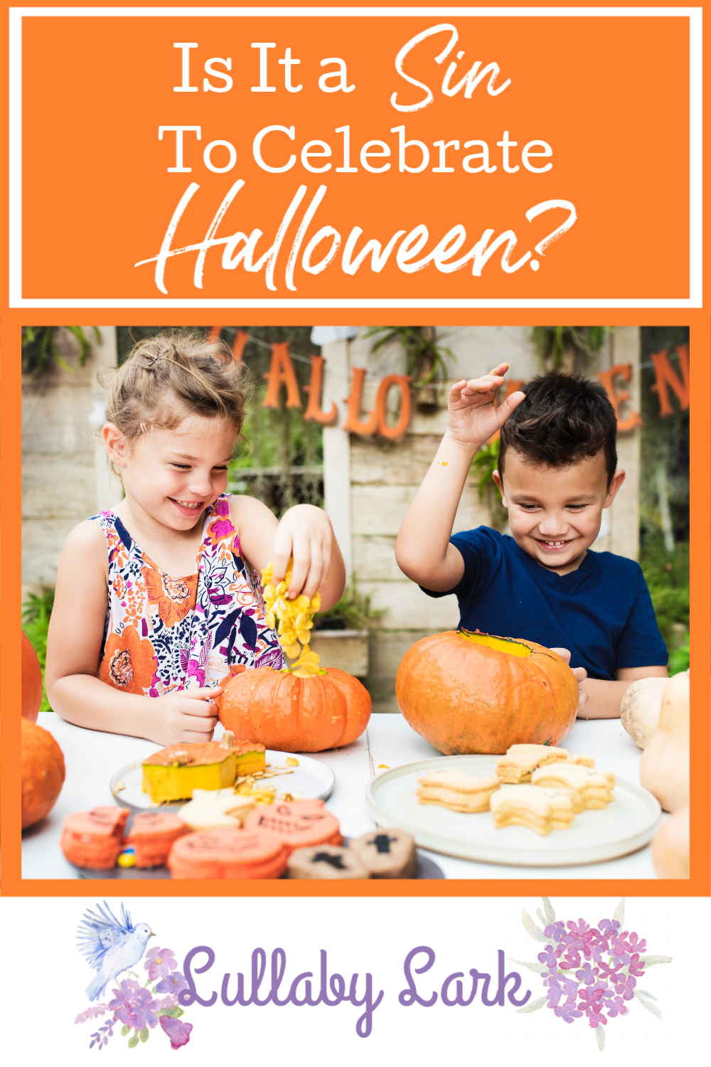 Is Celebrating Halloween a Sin Should christians