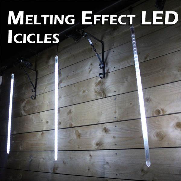Melting Effect Icicle Lights - Melting Effect Icicle Lights Christmas Work Pinterest Icicle