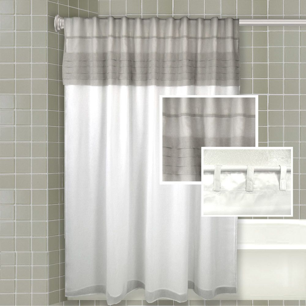 Bedard All In One Shower Curtain