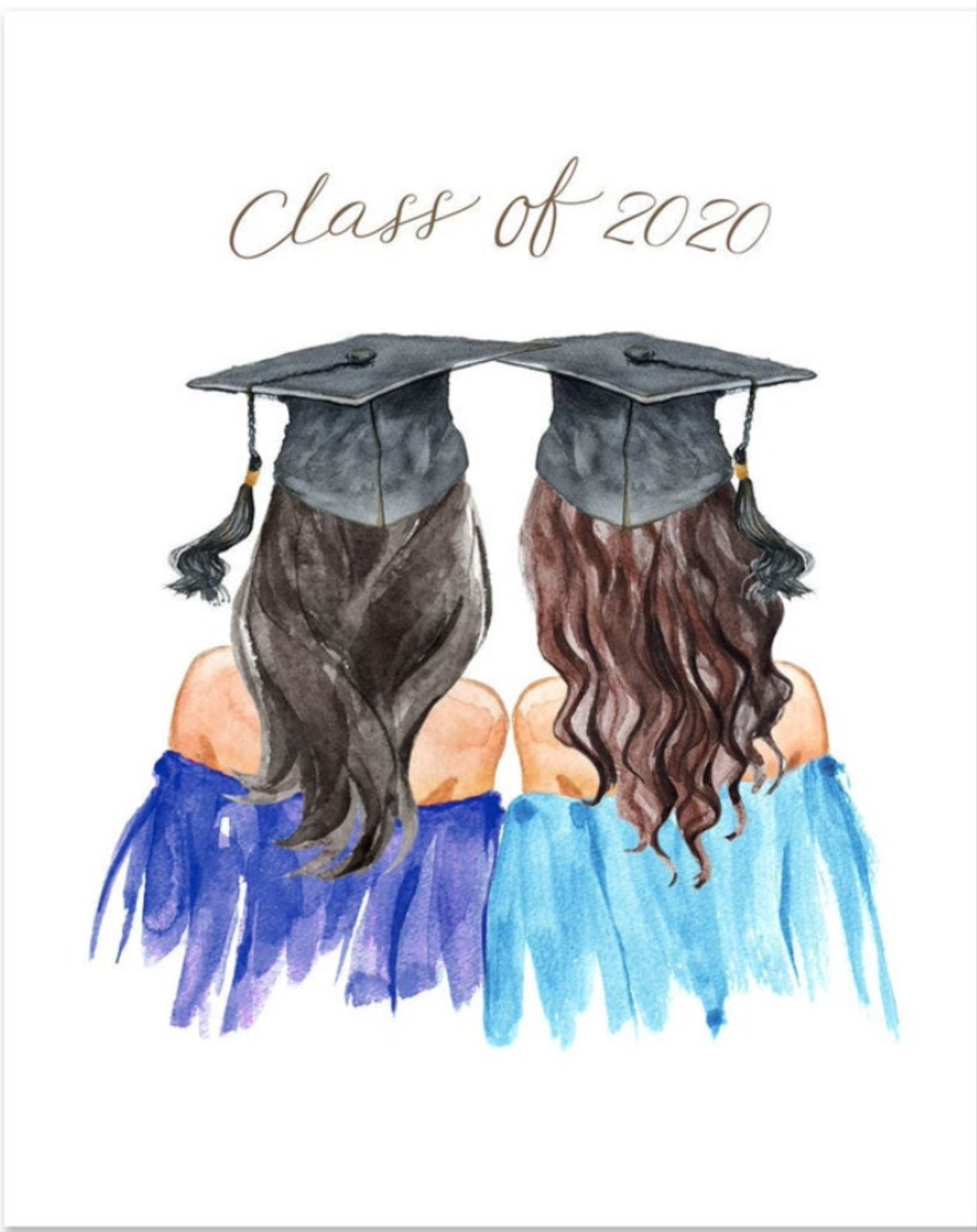 Graduation Gifts For Best Friend Class Of 2020 Gift Ideas Etsy In 2020 Graduation Gifts For Friends Graduation Gifts For Best Friend Friend Graduation