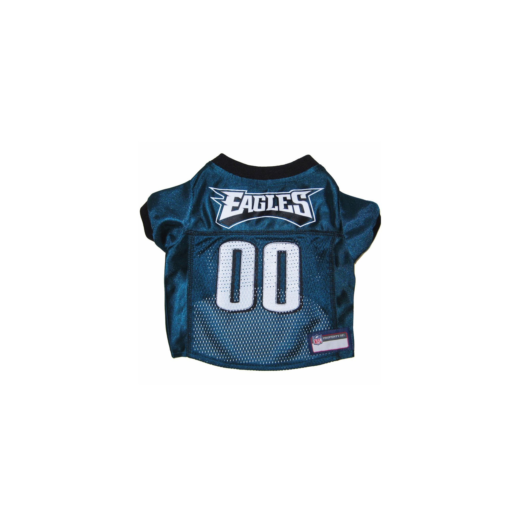 02e69fbde87 Philadelphia Eagles NFL Jersey size: 2X Large, Dark Green, Pets First
