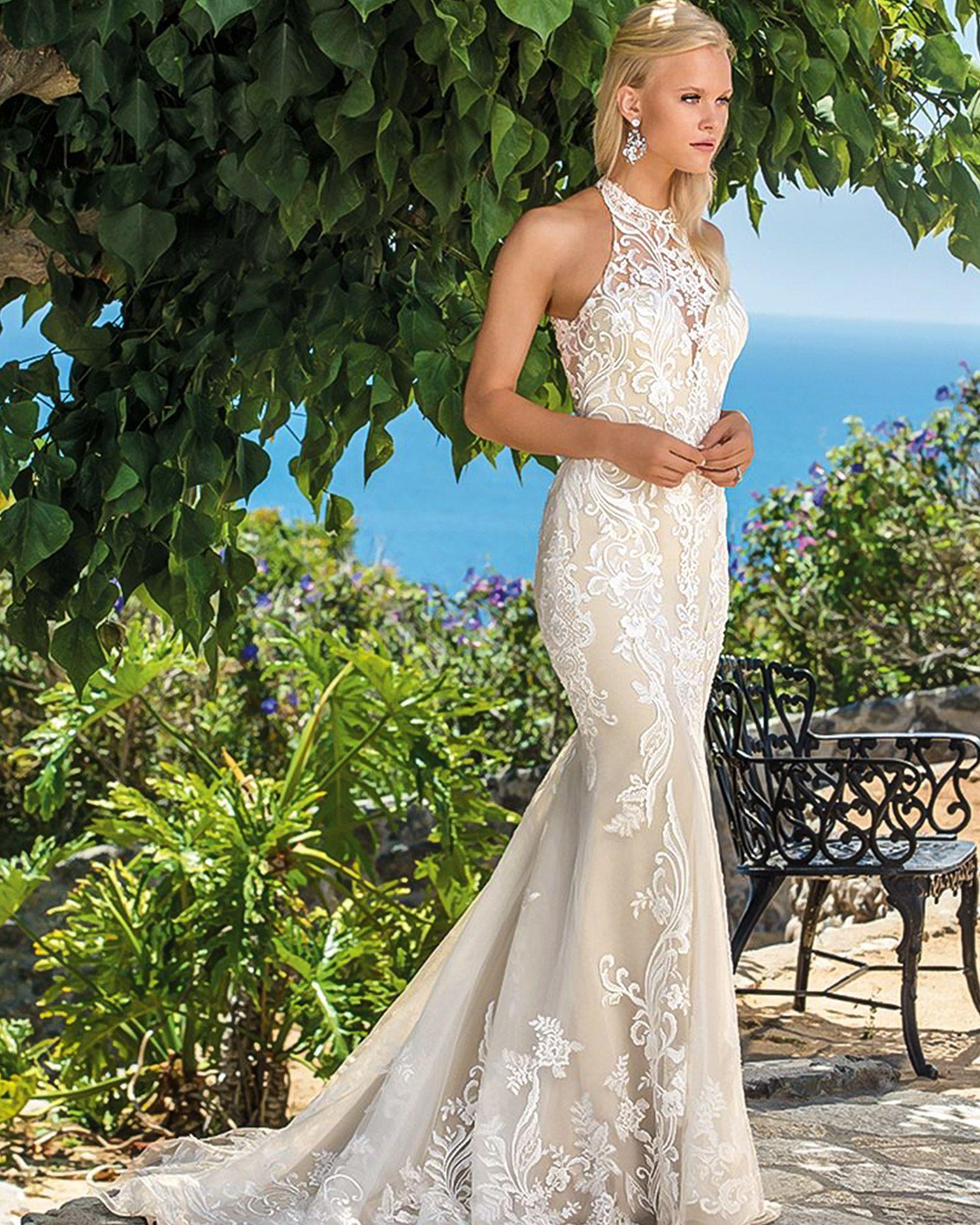 Ad Casablanca Bridal wedding dress JOSEPHINE.This
