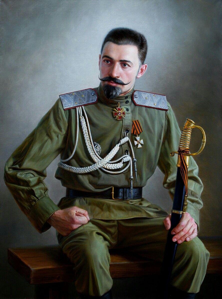 усы военные картинки образцова, биография