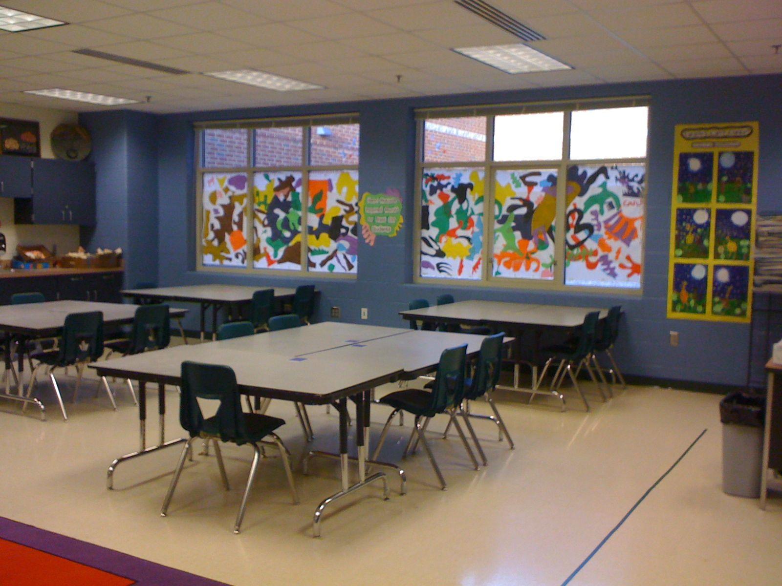 Attractive Smithland Elementary School Art Room
