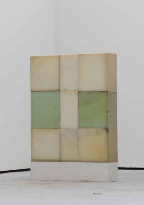 Alexandre da Cunha, Monolith II, 2011 Galeria Luisa Strina ©
