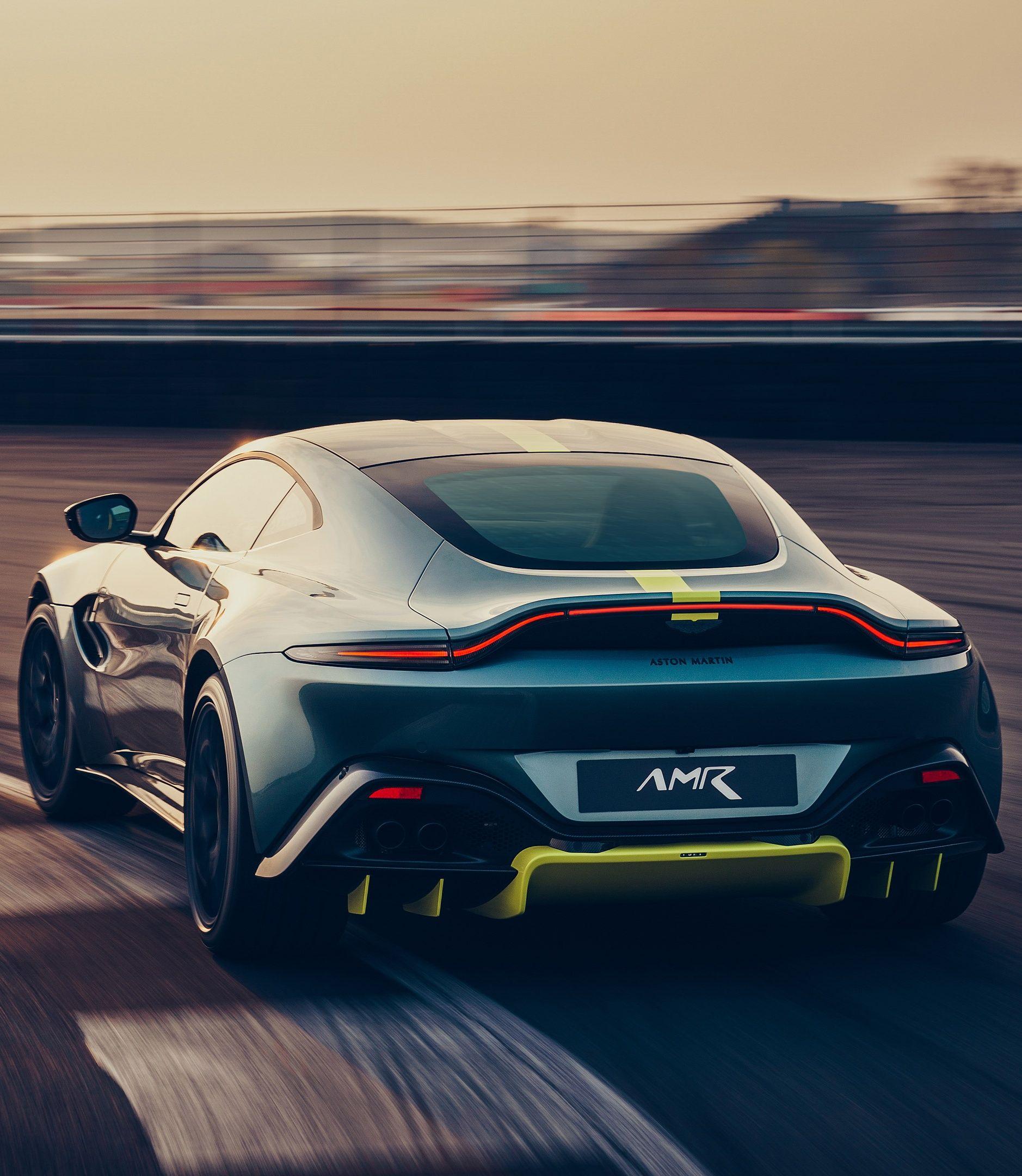 Aston Martin Vantage Price 2020