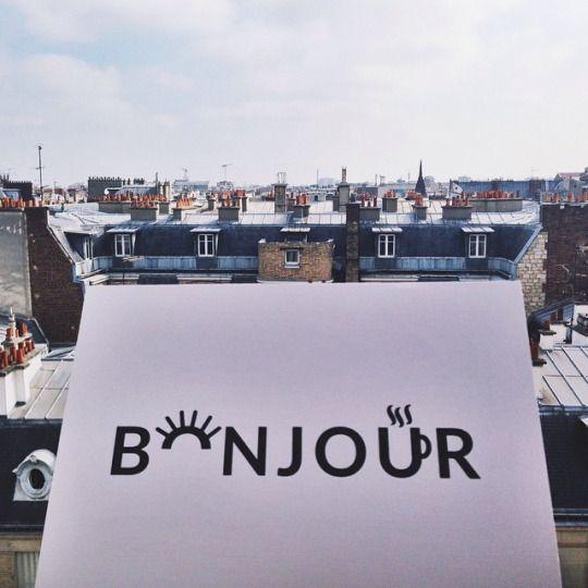 Joyce In Paris