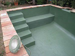 Resultado de imagen de escalera piscina obra piscinas for Escaleras para piscinas de obra