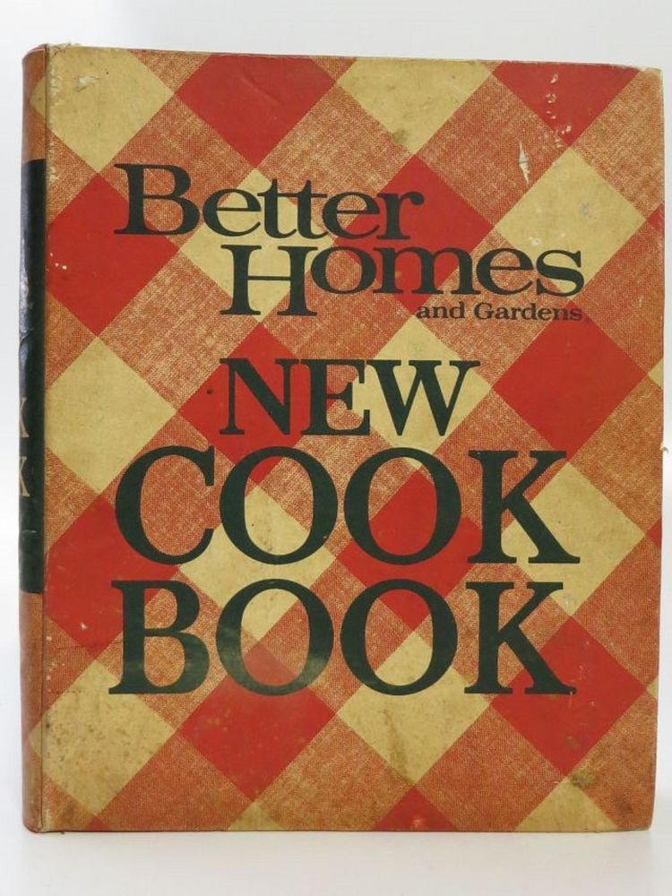 5e88399db121af10e5a2e8a8b42ae76c - Better Homes And Gardens New Baking Book