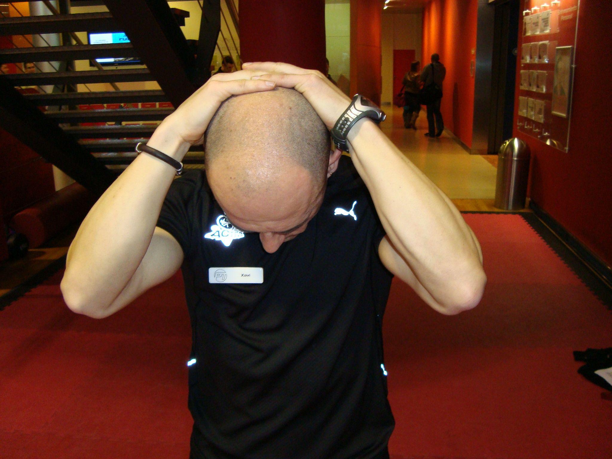 Estiramiento Cuello -3- Los músculos del cuello que se estiran son ...