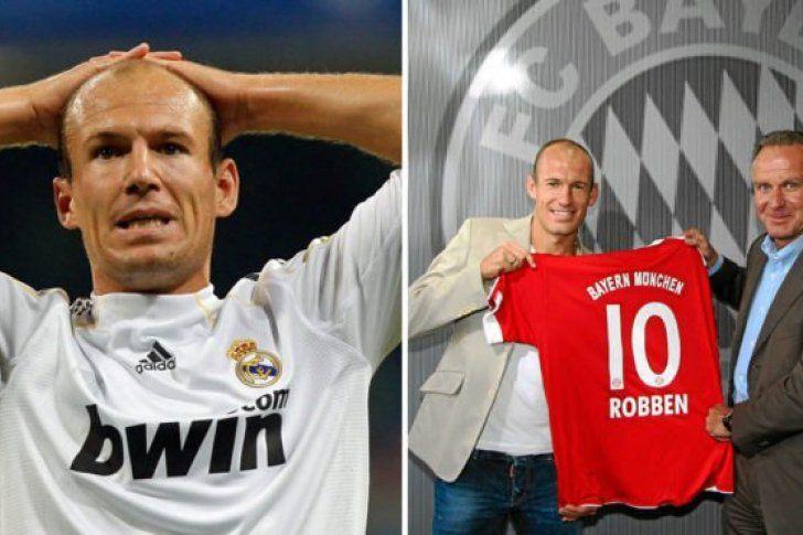 ¿Por qué el Real Madrid lo vendió al Bayern en 2009? Robben lo cuenta todo