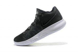 b0611cc85424 Hot Sale Nike Kyrie Flytrap EP Black White AJ1935 001 Kyrie Irving Men s  Basketball Shoes