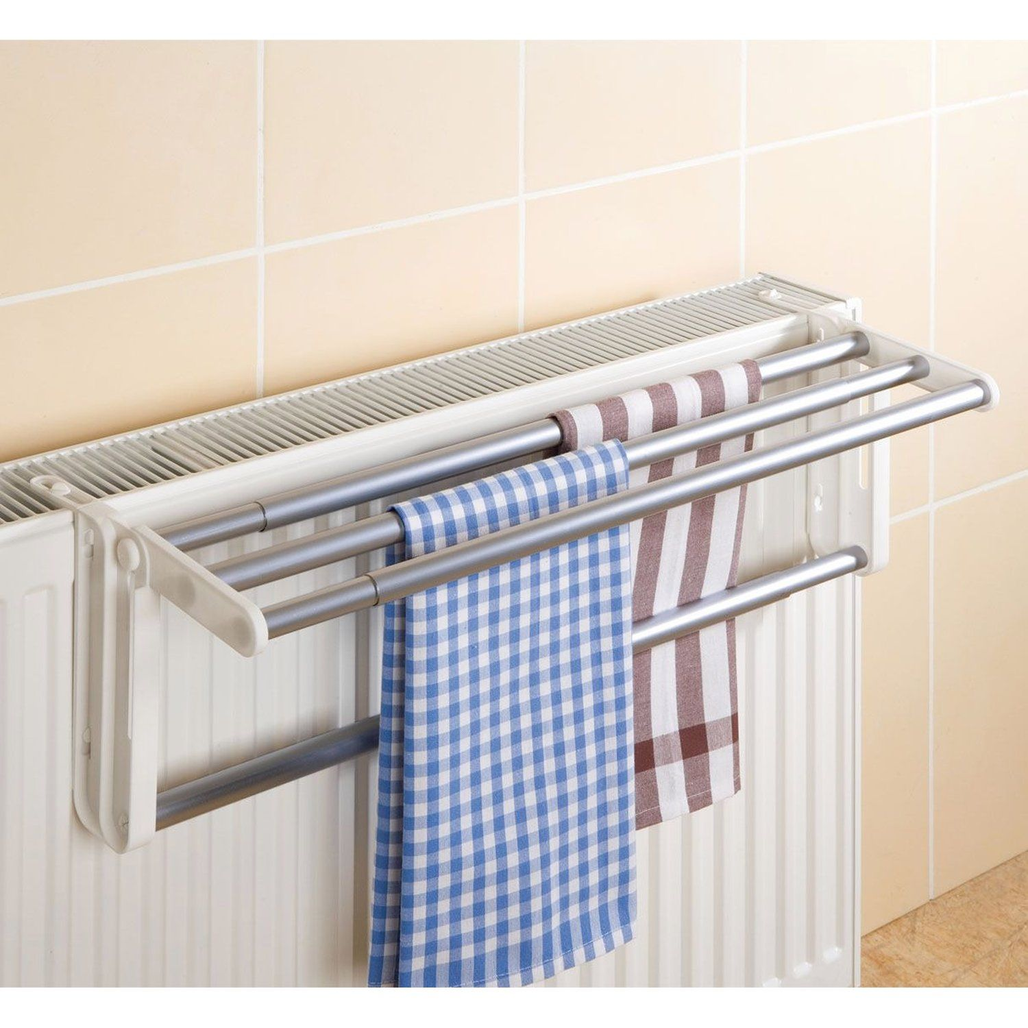 Wenko Raumspartrockner Practico Bathroom Towel