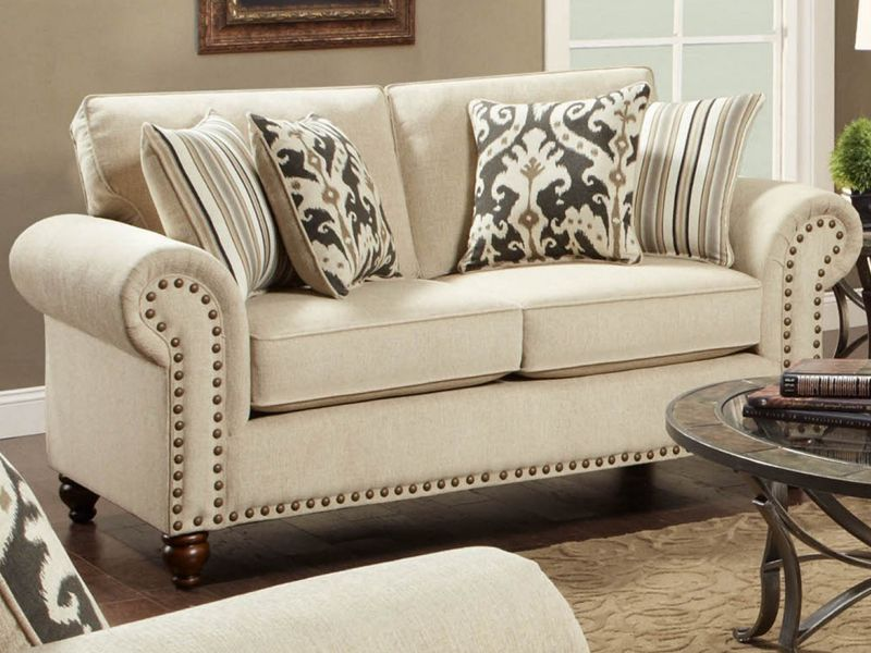 Chelsea Home Furniture Weymouth Loveseat Fairly