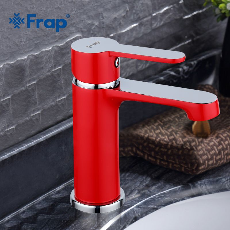 US $39.26] FRAP Innovative Style Home Bath Basin Faucet Cold Water ...