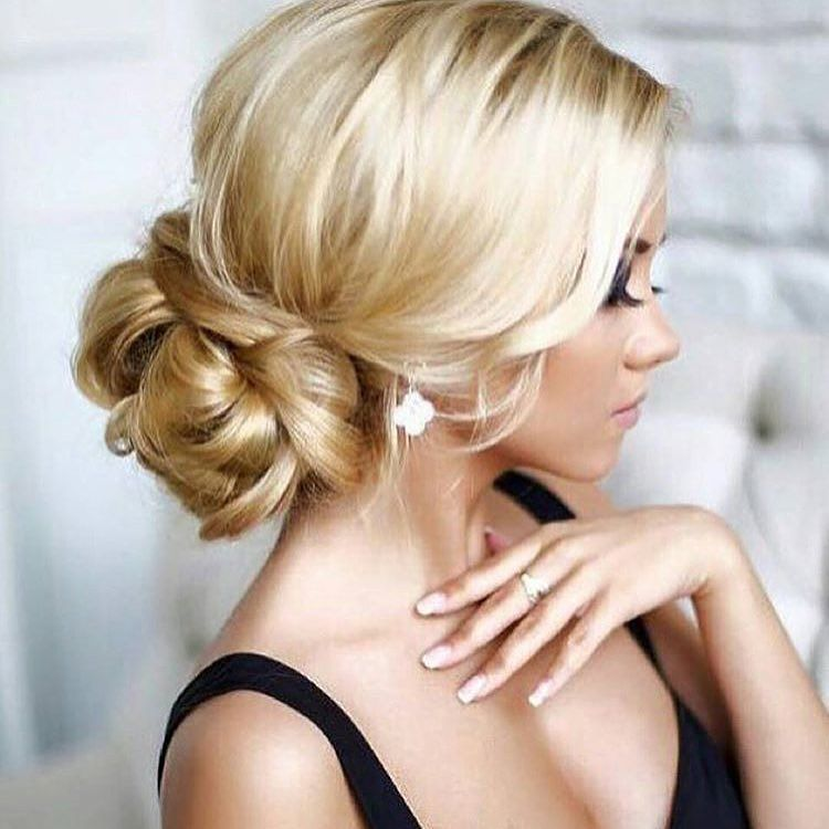 Pin by 시오리카 on Hair | Pinterest | Bridesmaid hairstyles
