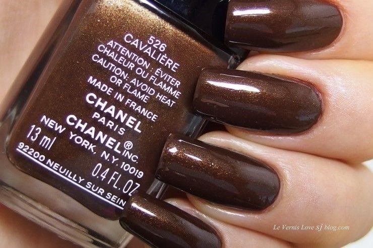 Chanel Le Vernis 526 Cavaliere Nails In 2019 Nail Colors Nail Art Nail Polish