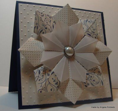 Tea Bag Folding | Cards: All Occasions | Pinterest ...