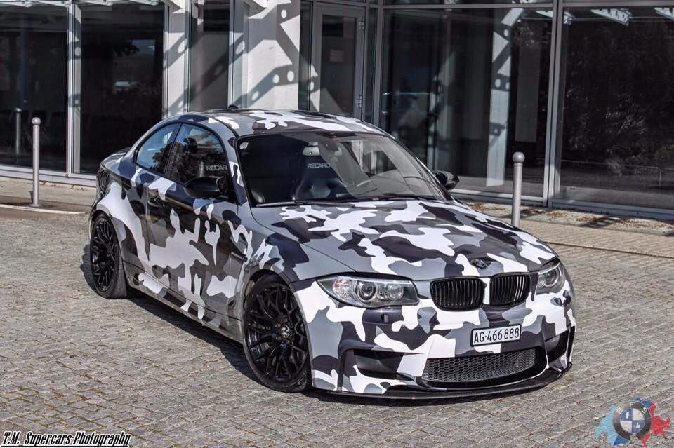 camo m1 spotted in austria cool or just weird mmonday bmw colors pinterest voitures. Black Bedroom Furniture Sets. Home Design Ideas