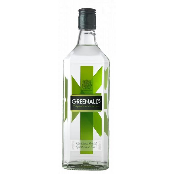 Greenall S London Dry Gin Botellas De Licor Gin Y Ginebra