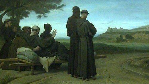 Vie de Saint François