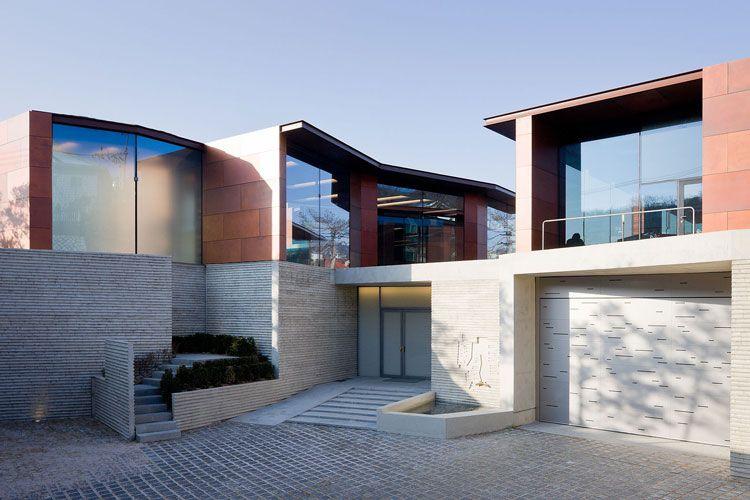 Modern Korean House Neocribs Modern Rustic Korean House