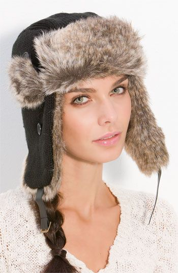 I LOVE hats like this!