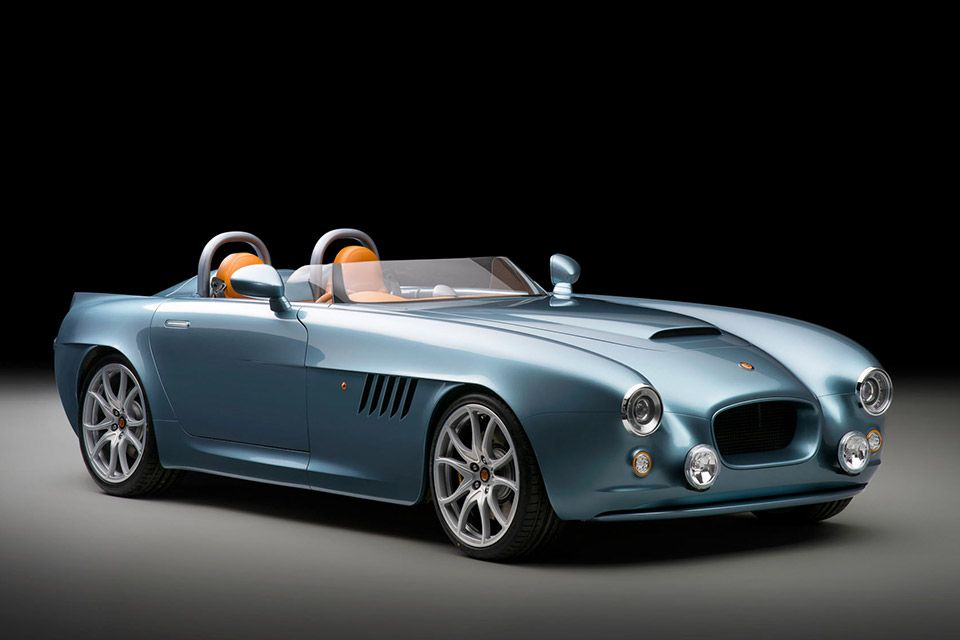 Bristol Airplane Company made its first car in 1945, and spun the ...