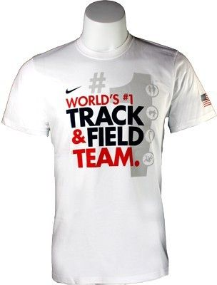 on sale 2d876 044b0 USA TRACK AND FIELD SHIRT Nike USATF